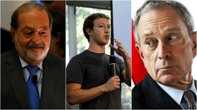 Carlos Slim cae al sexto lugar de lista de multimillonarios de Forbes