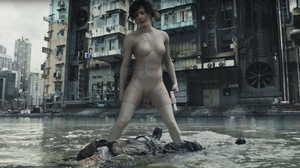 Ghost in the Shell: ya existe traje que usa Scarlett Johansson
