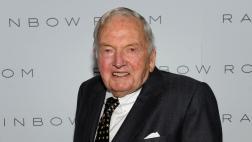 Muere David Rockefeller, legendario multimillonario de EE.UU.