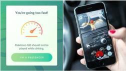 Pokémon Go: ahora es posible saltar el límite de velocidad