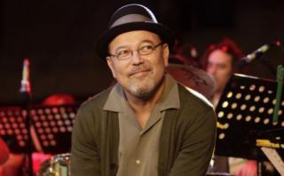 Cantante Rubén Blades dedica canción de aliento al Perú