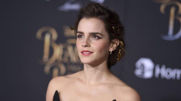 """Emma Watson: esto le pagaron por rol en """"La bella y la bestia"""""""