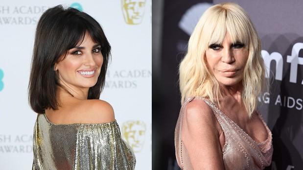 "Penélope Cruz será Donatella Versace en ""American Crime Story"""
