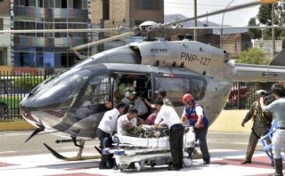 Policías héroes rescataron a 622 personas en estos desastres