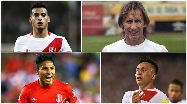 Selección peruana espera vencer a Venezuela por damnificados