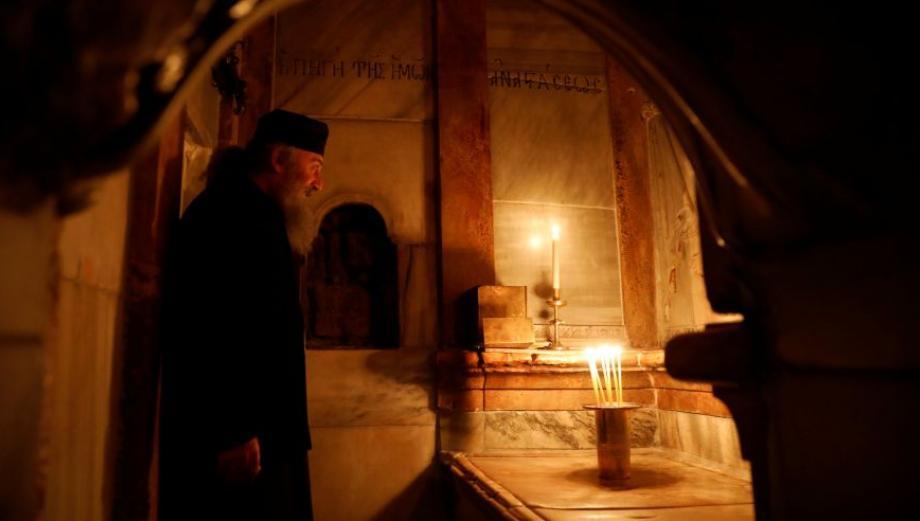 Así luce la restaurada tumba de Jesucristo [FOTOS]