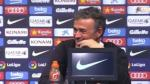 Luis Enrique despertó a periodista en medio de conferencia - Noticias de youtube