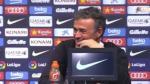 Luis Enrique despertó a periodista en medio de conferencia - Noticias de valencia goles