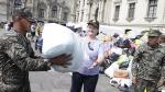 Nancy Lange y los voluntarios de Palacio [CRÓNICA] - Noticias de nancy lanza