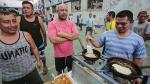 Incendio en penal de Lurigancho: así lucía hace una semana - Noticias de toallas de cocina