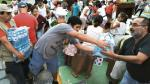 Solidaridad en tiempos de huaicos: el desborde de voluntarios - Noticias de sistema para personas ciegas