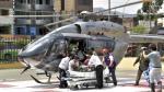 Policías héroes rescataron a 622 personas en estos desastres - Noticias de hospital hipolito unanue