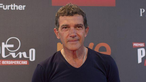 """Antonio Banderas está """"mejor que nunca"""", según su familia"""