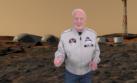 ¿Cuál es el plan de Buzz Aldrin para llevar al hombre a Marte?