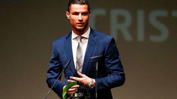 Cristiano Ronaldo elegido mejor futbolista portugués del 2016