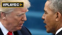 FBI y NSA: Barack Obama no intervino los teléfonos de Trump