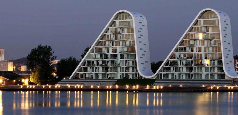 Los edificios más asombrosos del mundo