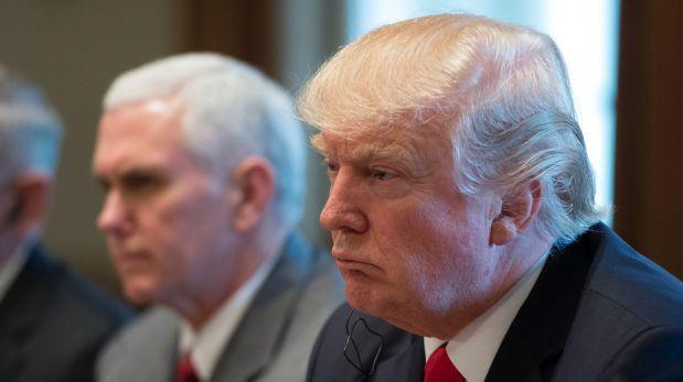 """Donald Trump: """"No debimos habernos ido nunca de Iraq, jamás"""""""