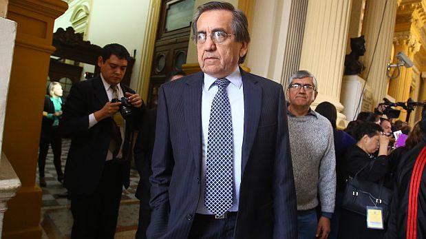"""Del Castillo sobre Zevallos: """"A este señor no lo conocía"""""""