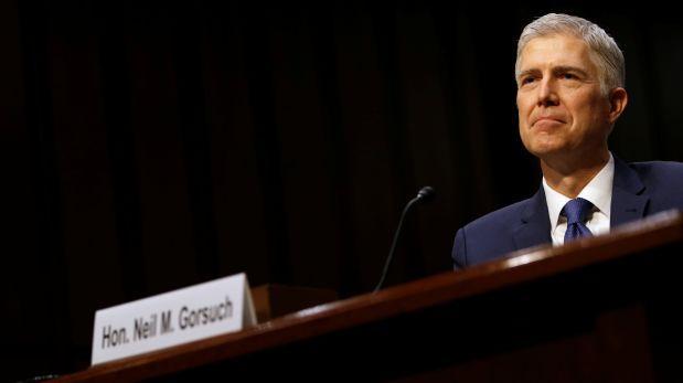 EE.UU. inicia audiencias para aprobar nominado a Corte Suprema