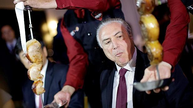 Chile, Europa y China cierran importaciones de carne de Brasil