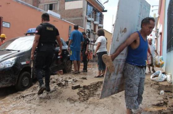 La Libertad: últimos huaicos duplican cifra de damnificados