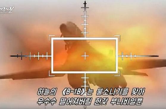 Kim Jong-un publica video donde destruye portaaviones de EE.UU.
