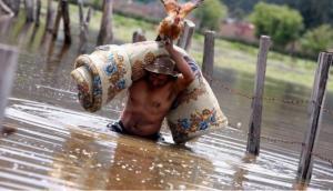 Colombia también está bajo amenaza de inundación