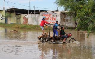 Piura: urgen S/ 5 mil mlls para reconstrucción por las lluvias