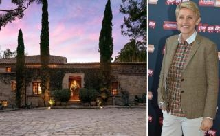 Conoce la casa que Ellen DeGeneres desea vender por US$58 mlls.