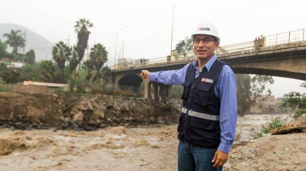 Martín Vizcarra podría ser el 'zar de la reconstrucción'