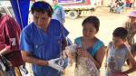 WUF, veterinarios y empresas asisten a animales afectados - Noticias de ruc