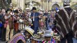 Evo lidera ritual para ganar diferendo con Chile en La Haya - Noticias de fernando armas