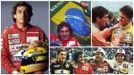 Ayrton Senna cumpliría hoy 57 años: tributo al ídolo brasileño - Noticias de michael schumacher