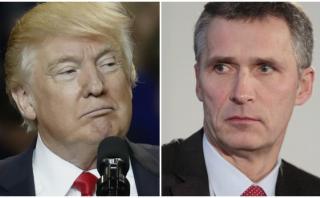 Donald Trump recibirá al jefe de la OTAN el 12 de abril