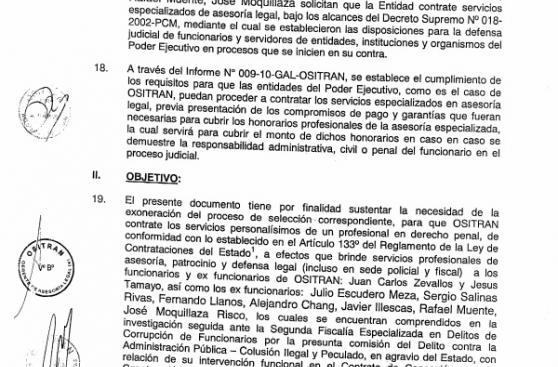 Odebrecht: ¿a qué gobiernos está ligado Juan Carlos Zevallos?