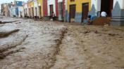Lluvia avisada no mata gente, por Juan José García