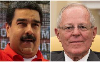 Lluvias: Maduro agradece palabras de PPK sobre ayuda venezolana