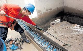 Sedapal: alta demanda de agua en edificios retrasó reposición