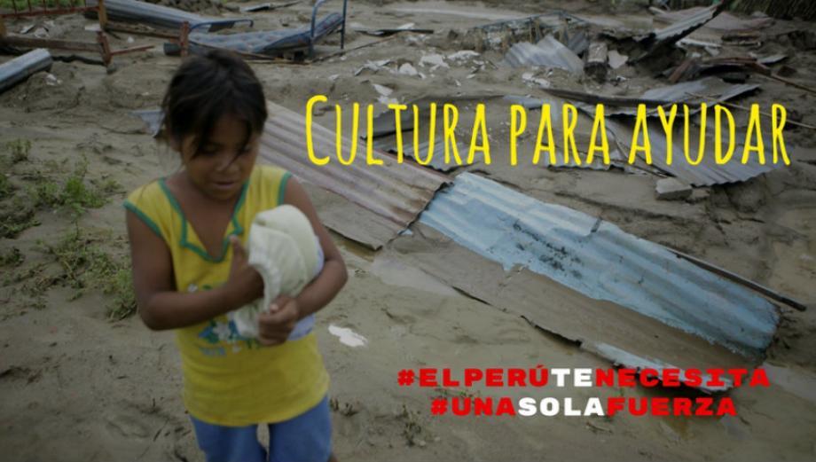 Cultura para ayudar: eventos profondos para los damnificados
