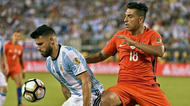 Con gol de Messi logra Argentina vencer a Chile