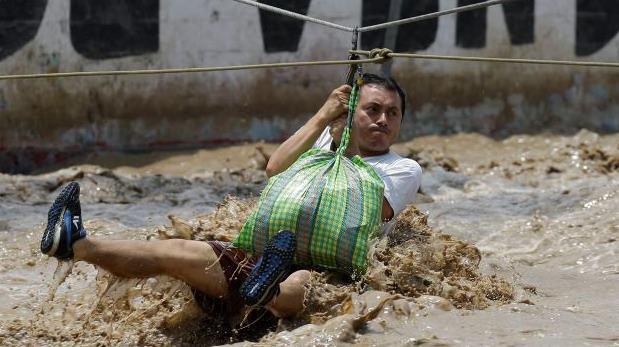 Perú - Ecuador: ¿Cuánto más durarán las fuertes lluvias?