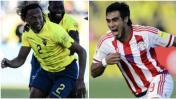 Paraguay vs. Ecuador: chocan en el Defensores del Chaco