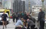 Londres: Así fue el ataque en el Puente de Westminster [VIDEOS]