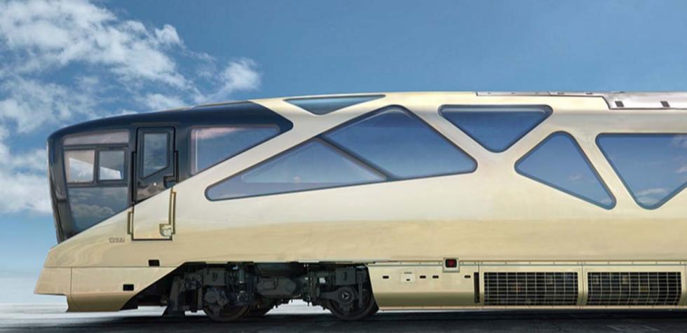Descubre el tren más lujoso del mundo