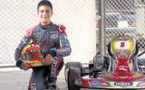 Kartismo: Matías Zagazeta está listo para el X30 Euro Series