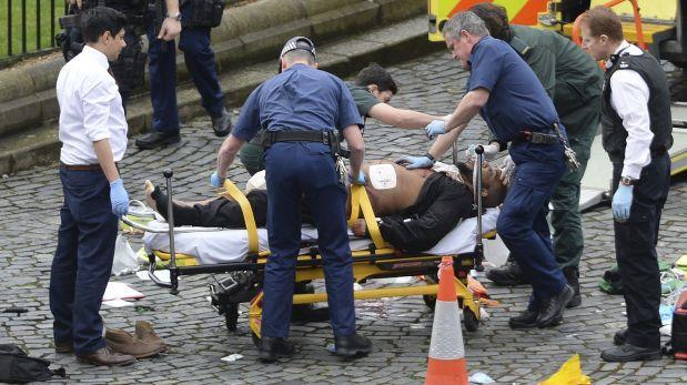 Atacante en Londres fue identificado como Adrian Russell Ajao