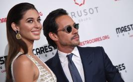 Marc Anthony y su bella novia Mariana Downing juntos [FOTOS]