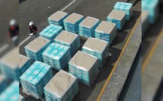 El Comercio dona S/100 mil en agua envasada a damnificados
