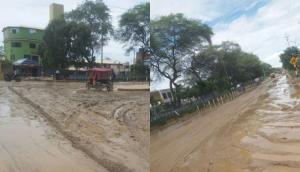 Así están Tumbes y Piura tras lluvia más fuerte de Niño Costero